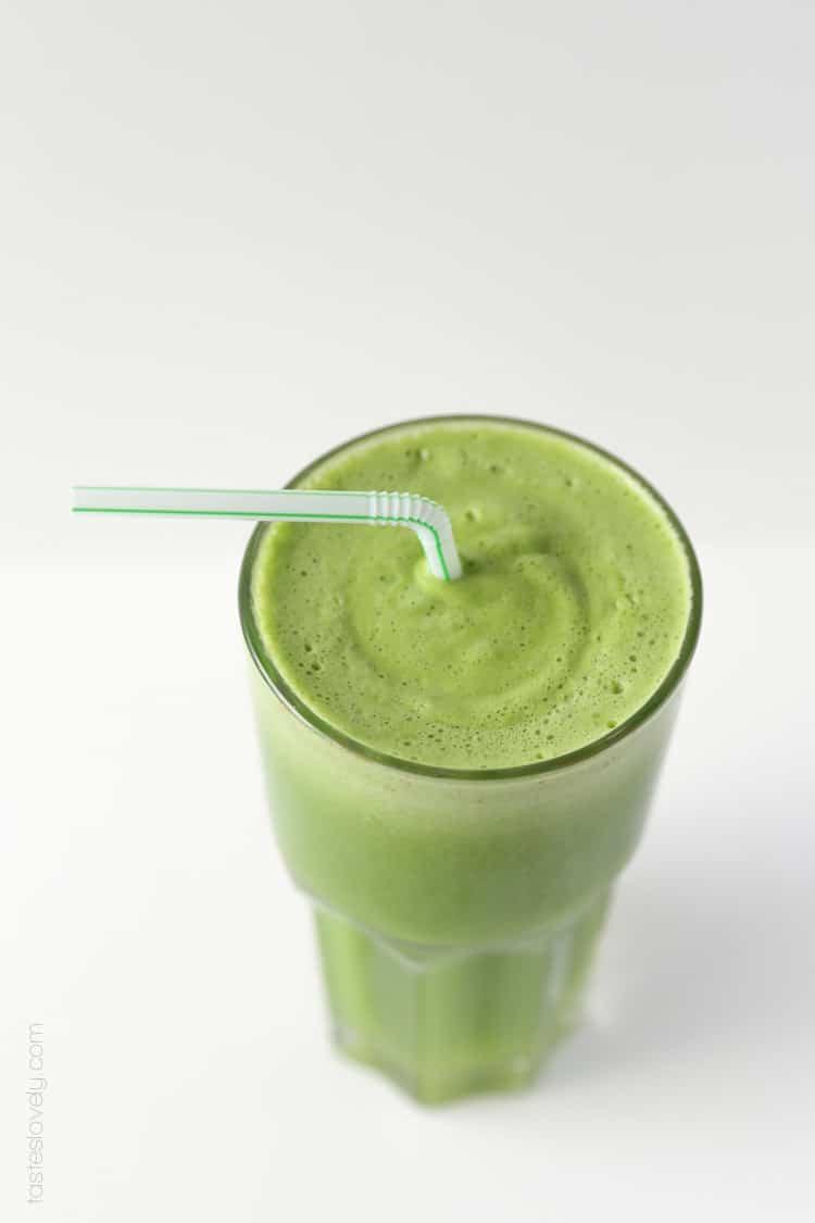 Fennel & Apple Detox Green Juice