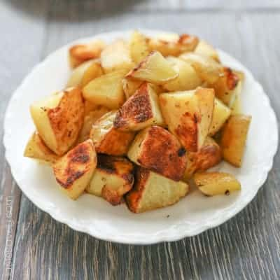 Perfect Roasted Potatoes | tasteslovely.com