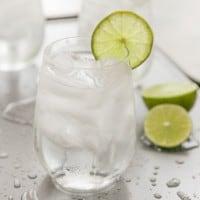 Skinny No-Hangover Cocktail