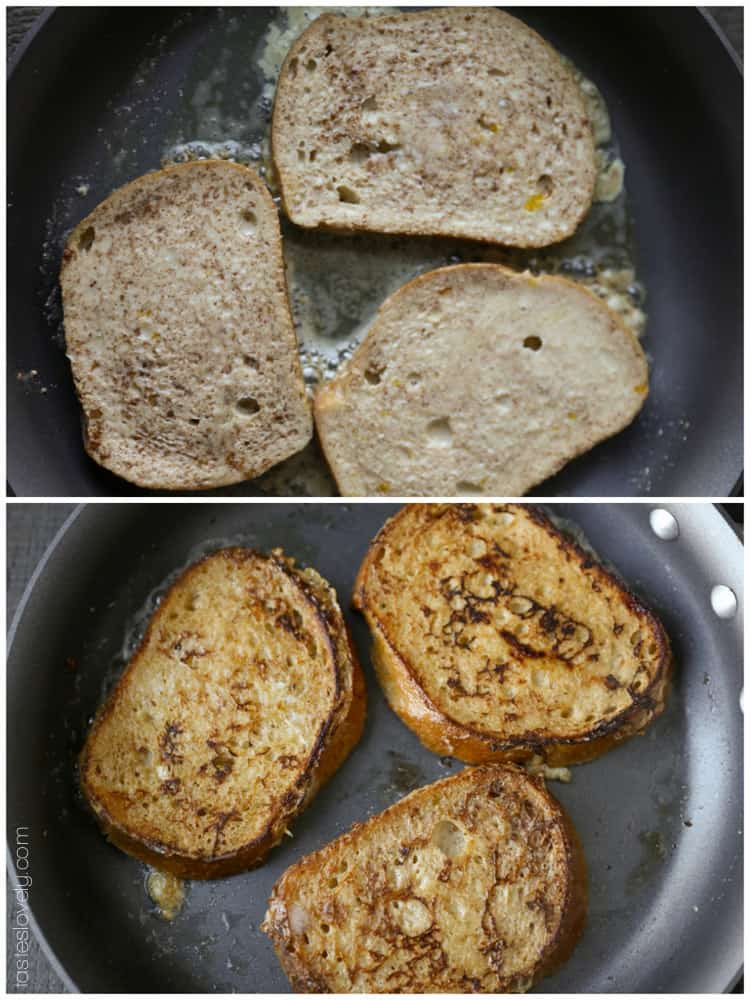 Simple sourdough french toast recipe tastes lovely sourdough french toast ccuart Images