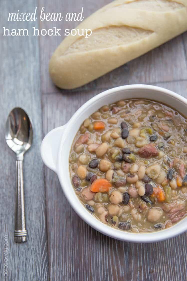 9 delicious bean soup recipes