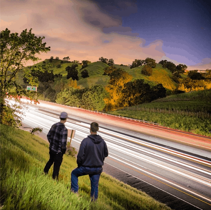 680 Freeway Long Exporsure