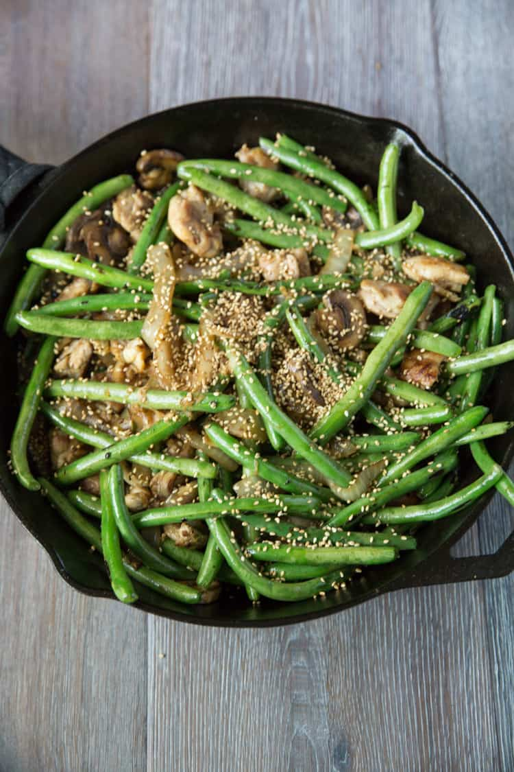 How to Stir Fry Green Beans advise