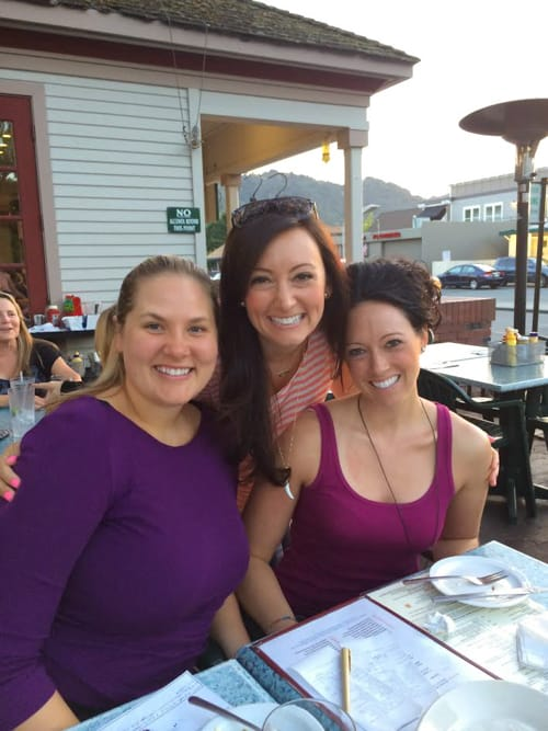 Summer Dinner at Pete's Danville