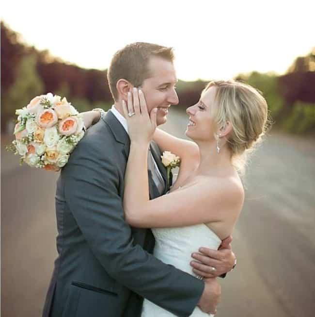 Sheldon and Berleen Wedding Pic