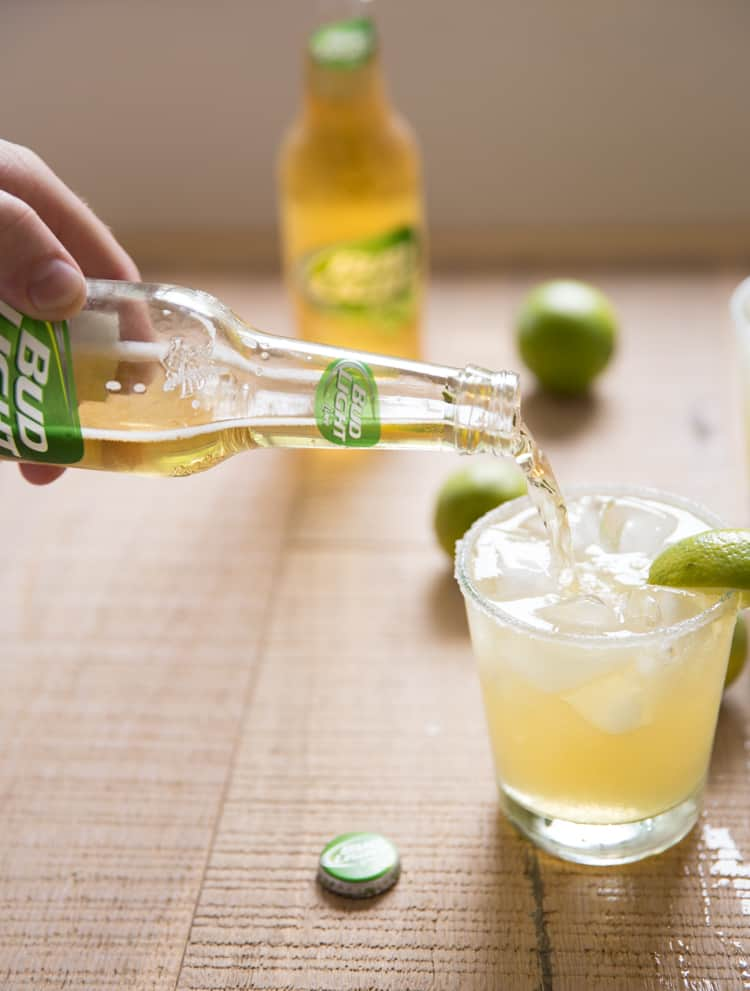 Beer Margaritas Made With Bud Light Lime, One Of The Easiest And Tastiest  Margaritas I