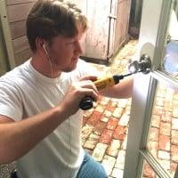 Installing New Door Knobs