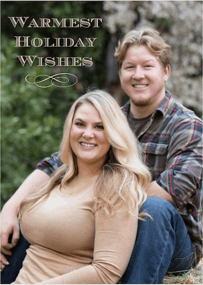 Christmas Card 2014 - Front