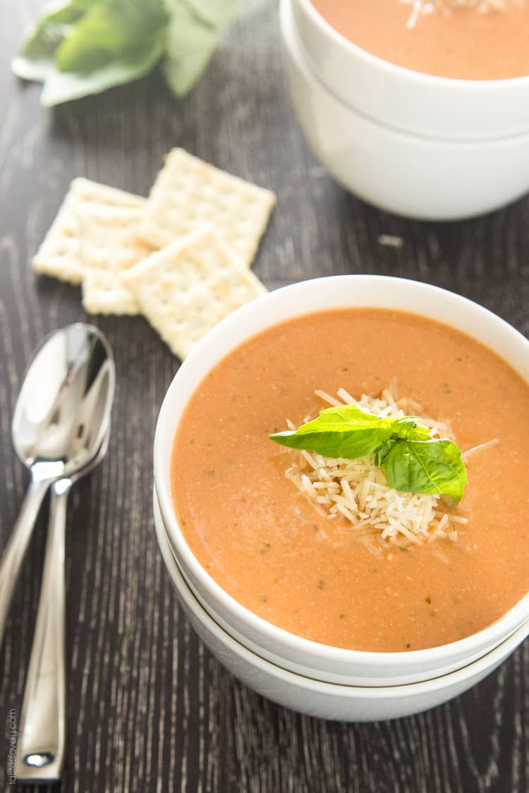 ... soup with creamy tomato basil soup with creamy tomato soup with creamy