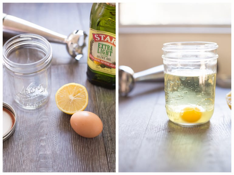 Easiest 3 Minute Homemade Mayonnaise