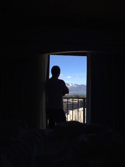Room View in Tahoe