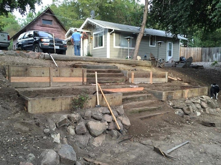 Garden Progress 3