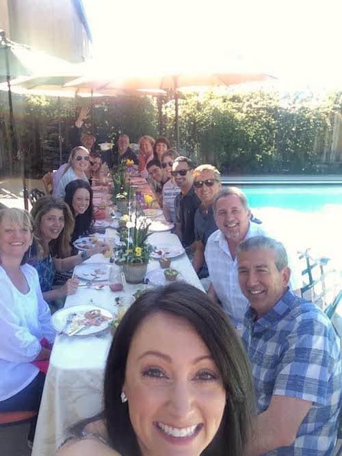 Family Pre-Easter Brunch