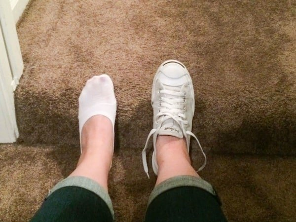 My favorite short socks