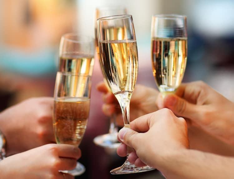 champagne-cheers