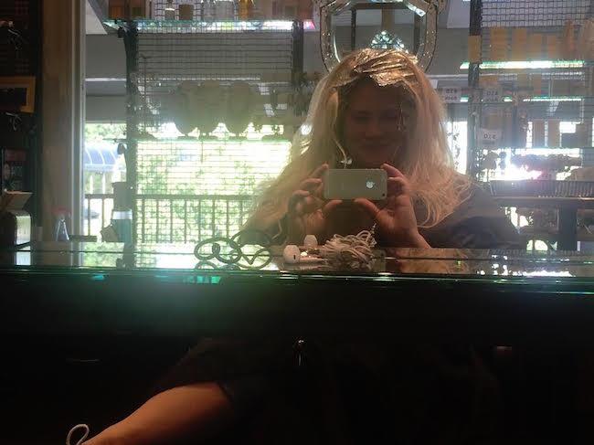 Hair Hilight