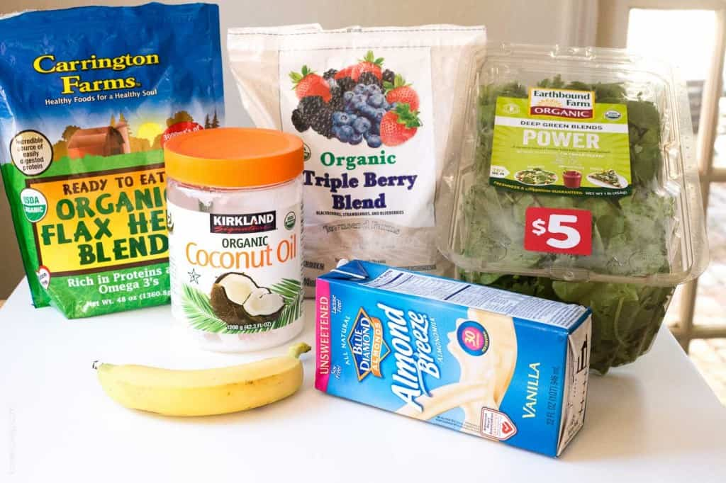 ultimate superfood pregnancy smoothie  tastes lovely