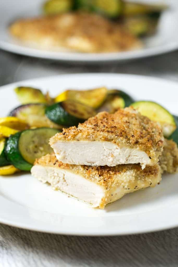 recipe: honey mustard baked chicken bread crumbs [4]