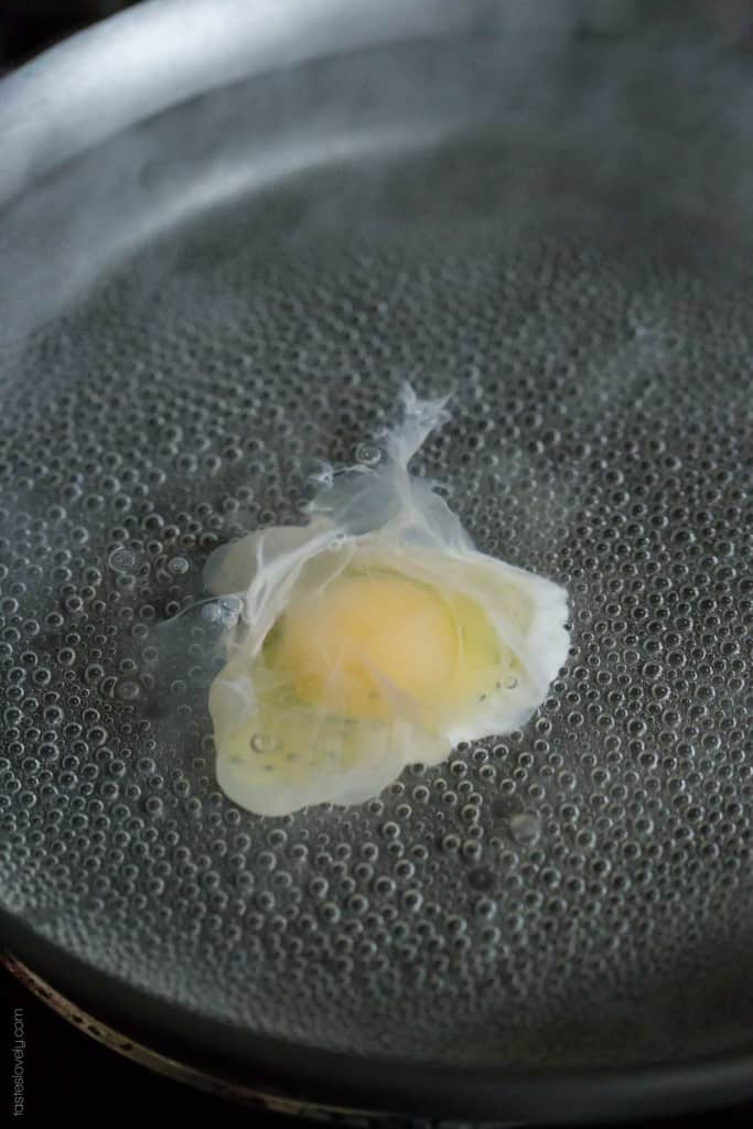 Exactly How I Poach An Egg