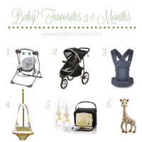 Baby Favorites :: 3-6 Months