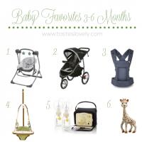 Baby Favorites :: 3-6 Months