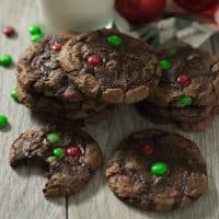 M&M'S® Brownie Mix Cookies