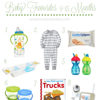 Baby Favorites :: 9-15 Months