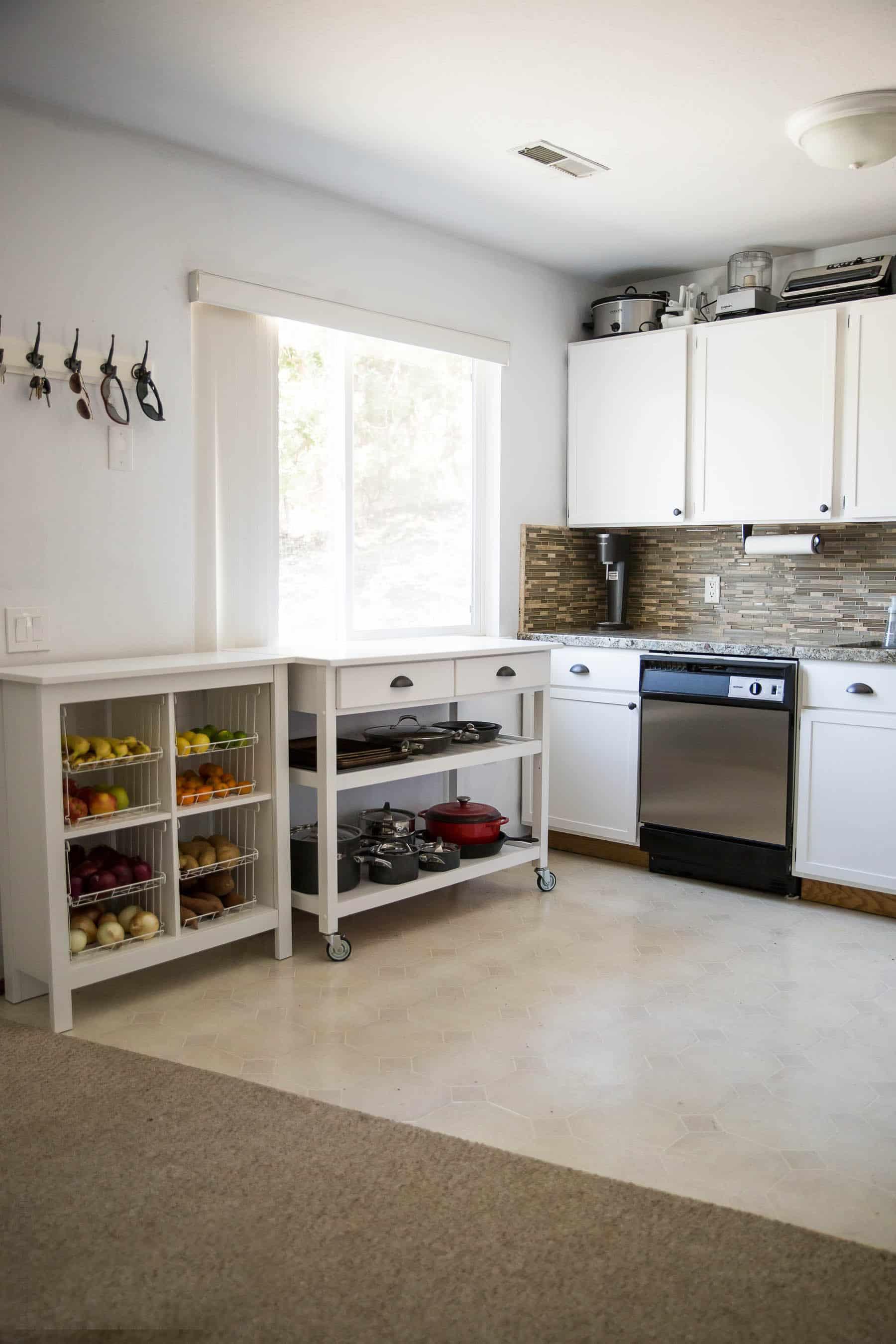 Our $281 Kitchen Remodel - Tastes Lovely