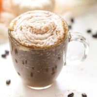 Paleo & Whole30 Pumpkin Spice Latte