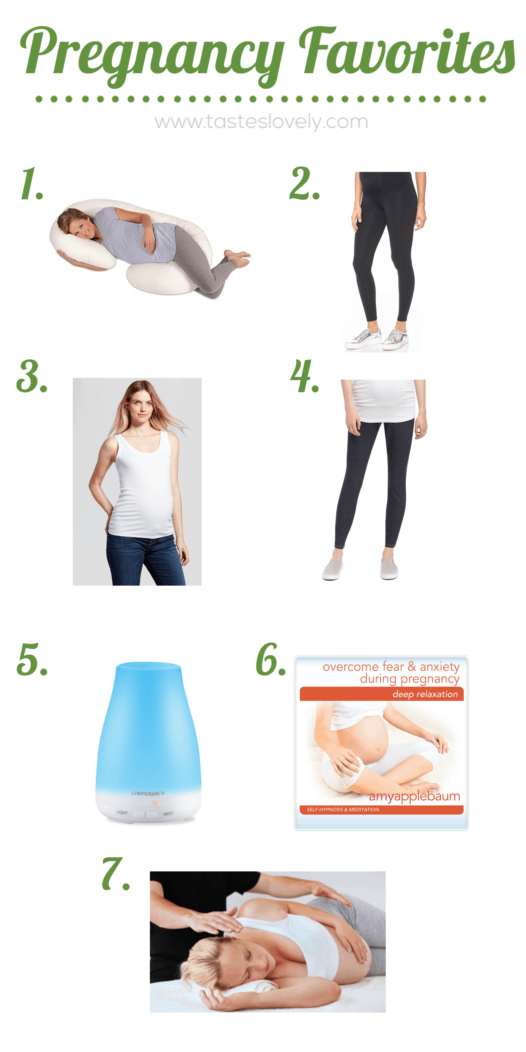 Pregnancy Favorites
