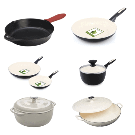 Favorite Non-Toxic Cookware - Tastes Lovely
