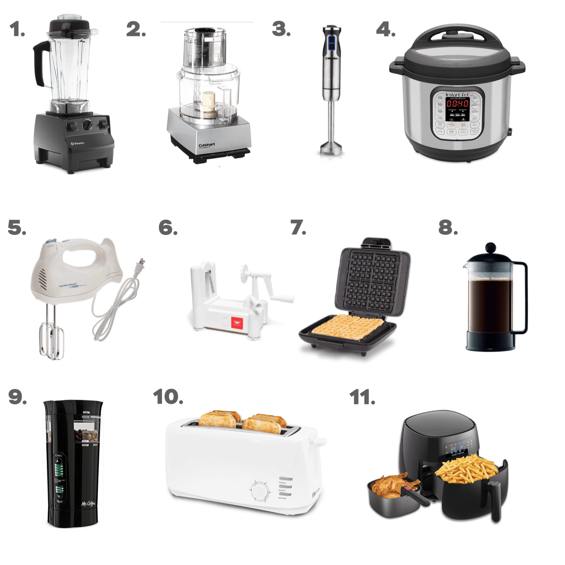 Favorite Small Kitchen Appliances Tastes Lovely
