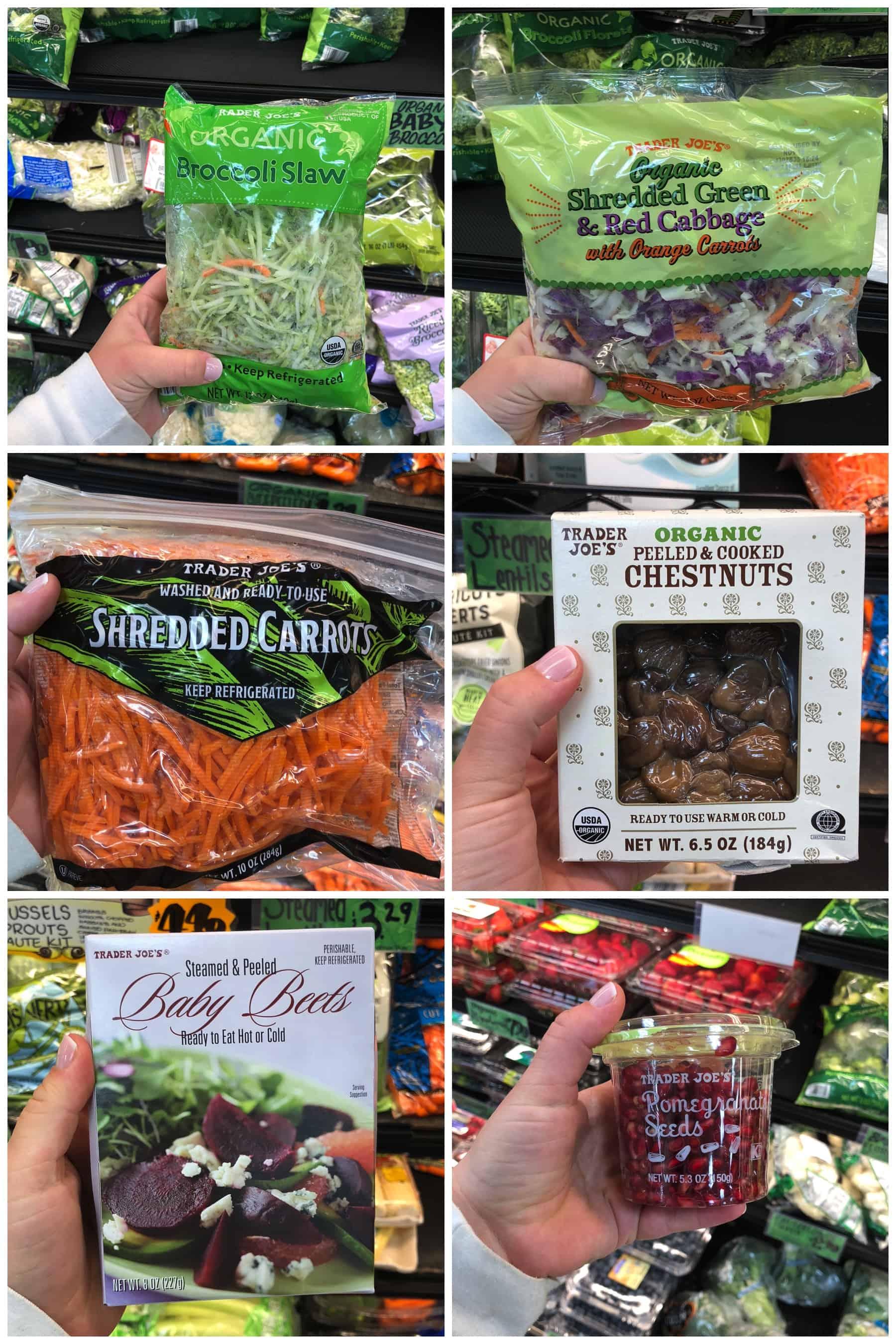 Trader Joe's Convenience Produce