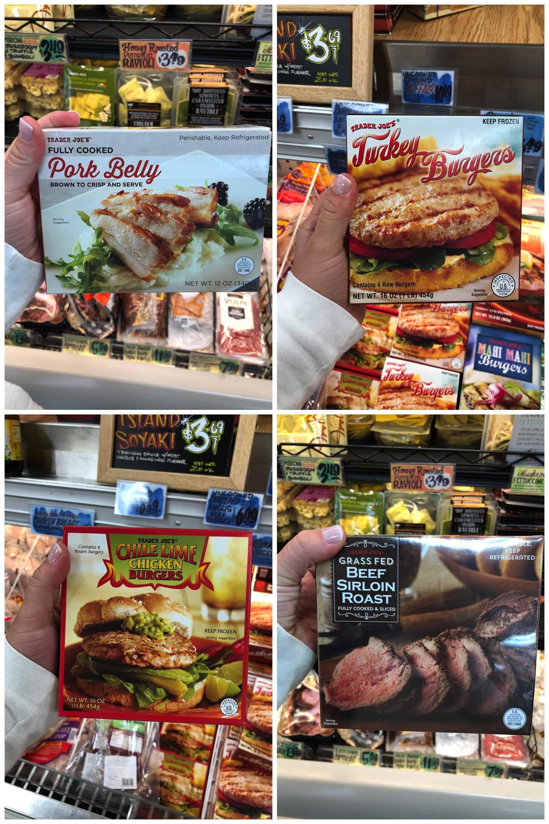 Trader Joe's Convenience meats