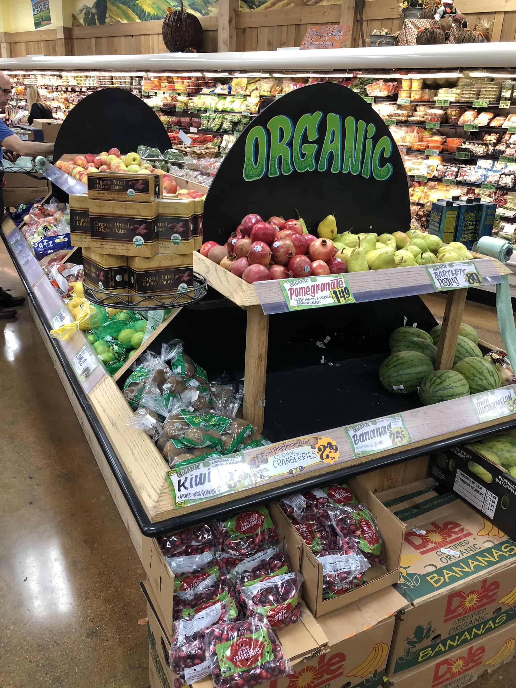 Trader Joe's Fresh Produce