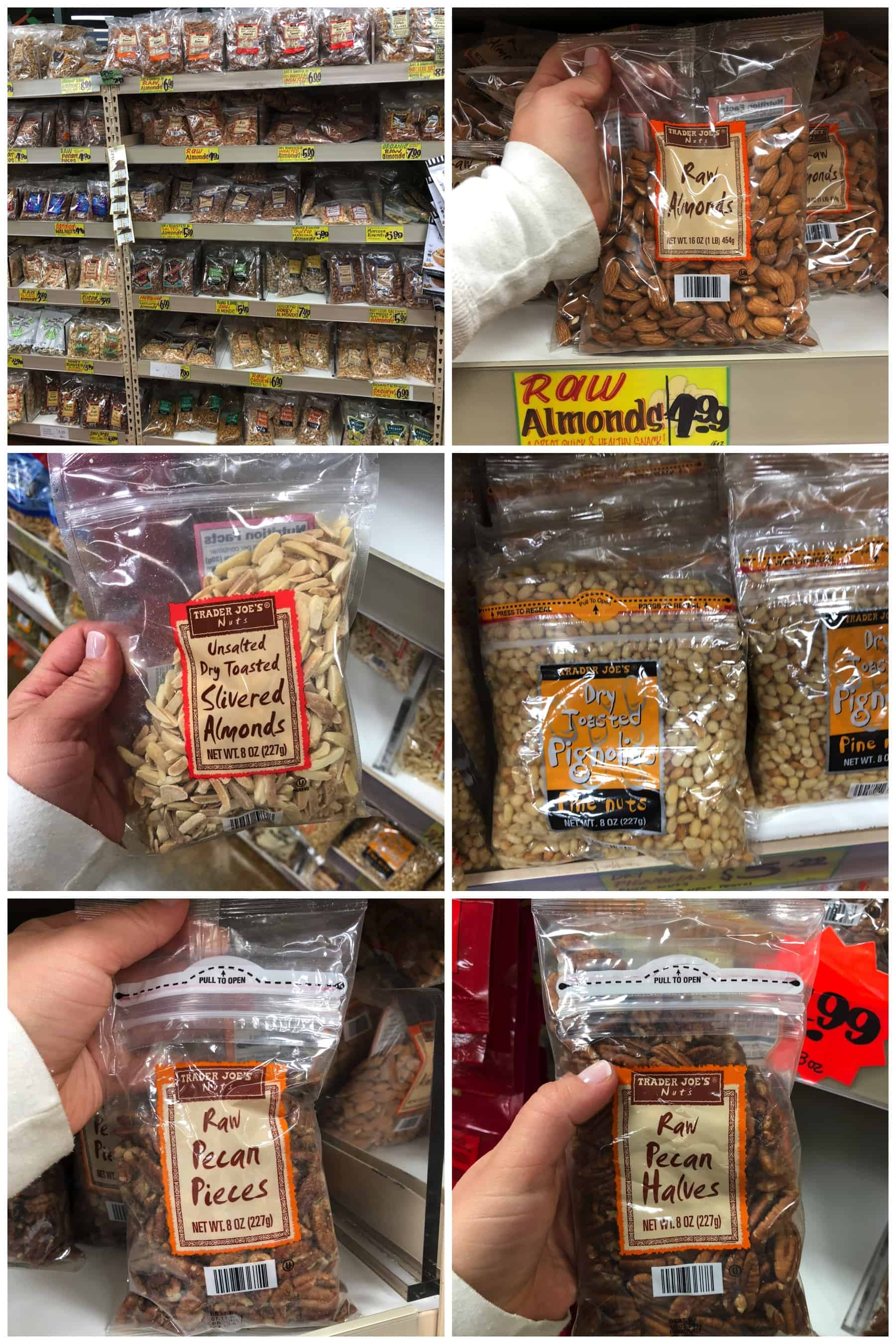 Whole30 Trader Joes Nuts & Seeds-1