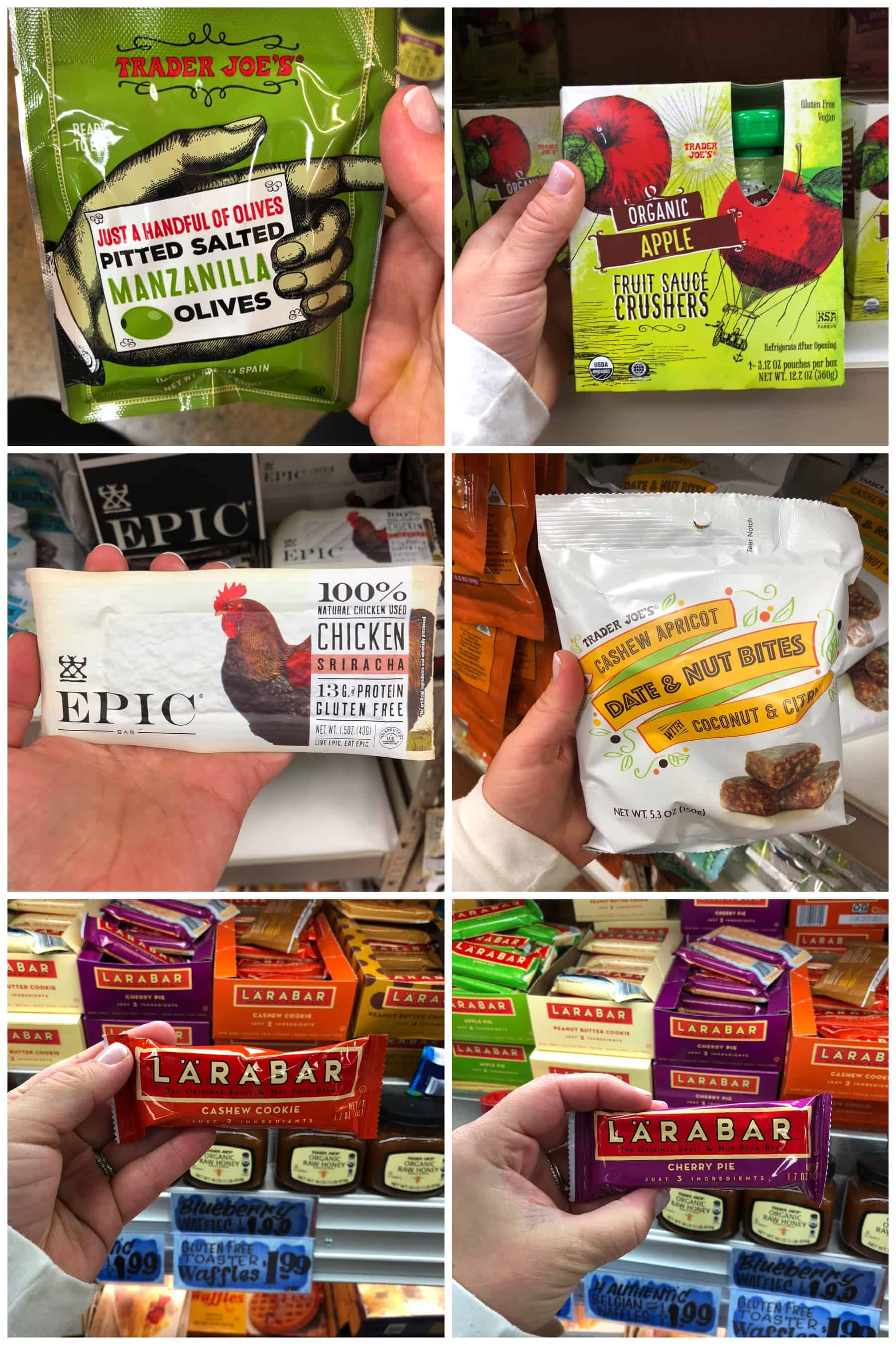 Whole30 Trader Joes On The Go Snacks-1