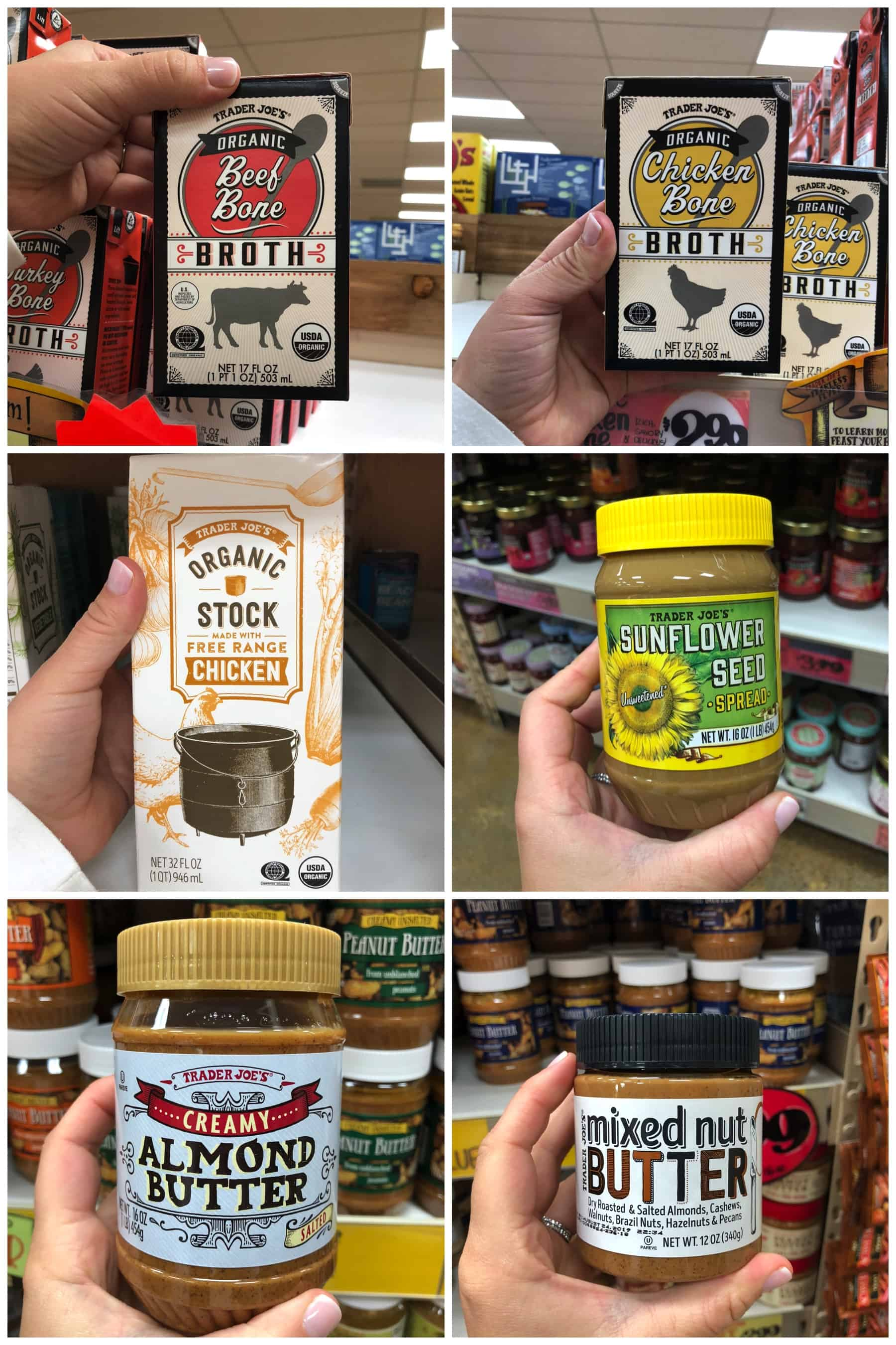 Whole30 Trader Joes Pantry Staples-1