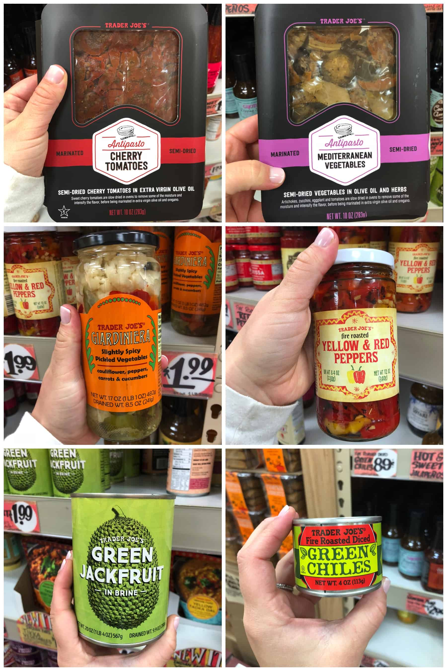 Whole30 Trader Joe's Pantry Staples