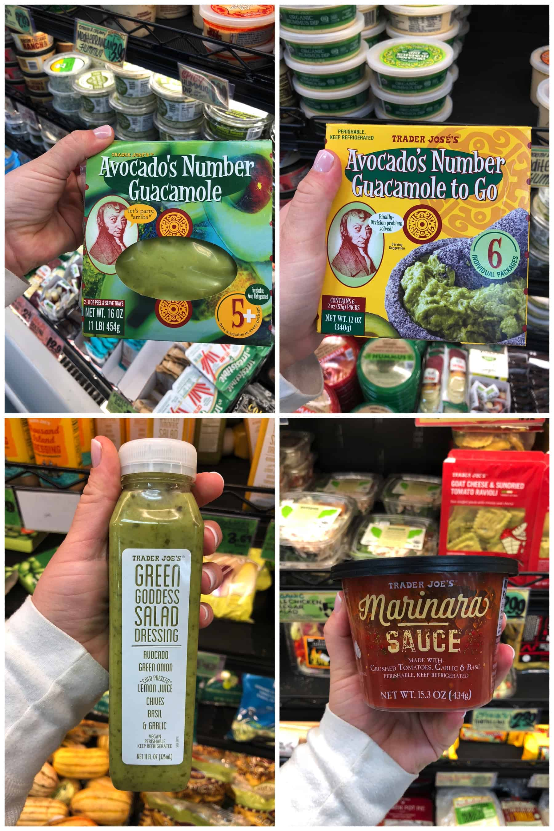 Whole30 Trader Joes Refrigerated Sauces, Dips and Dressings-1