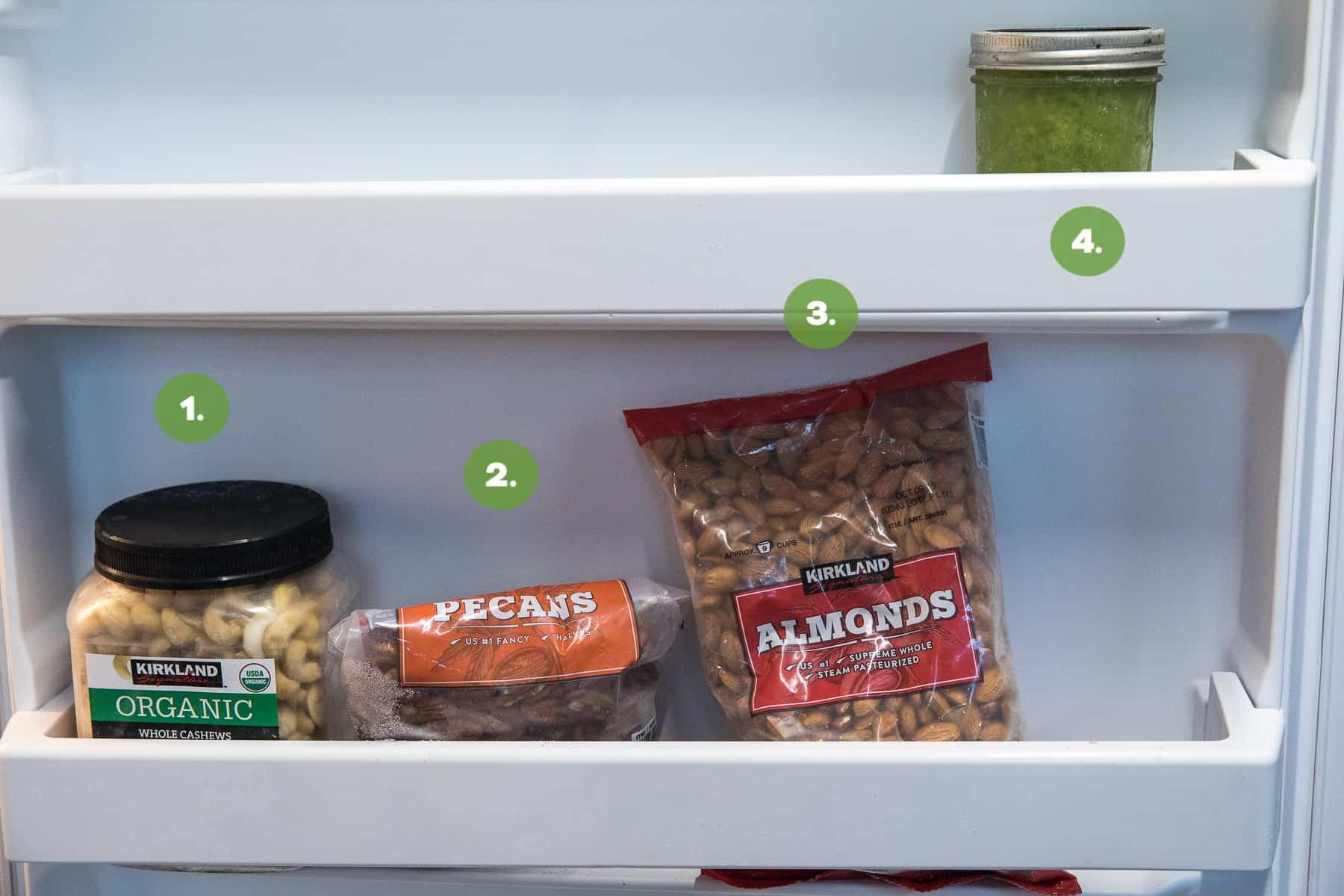 Whole30 stocked freezer