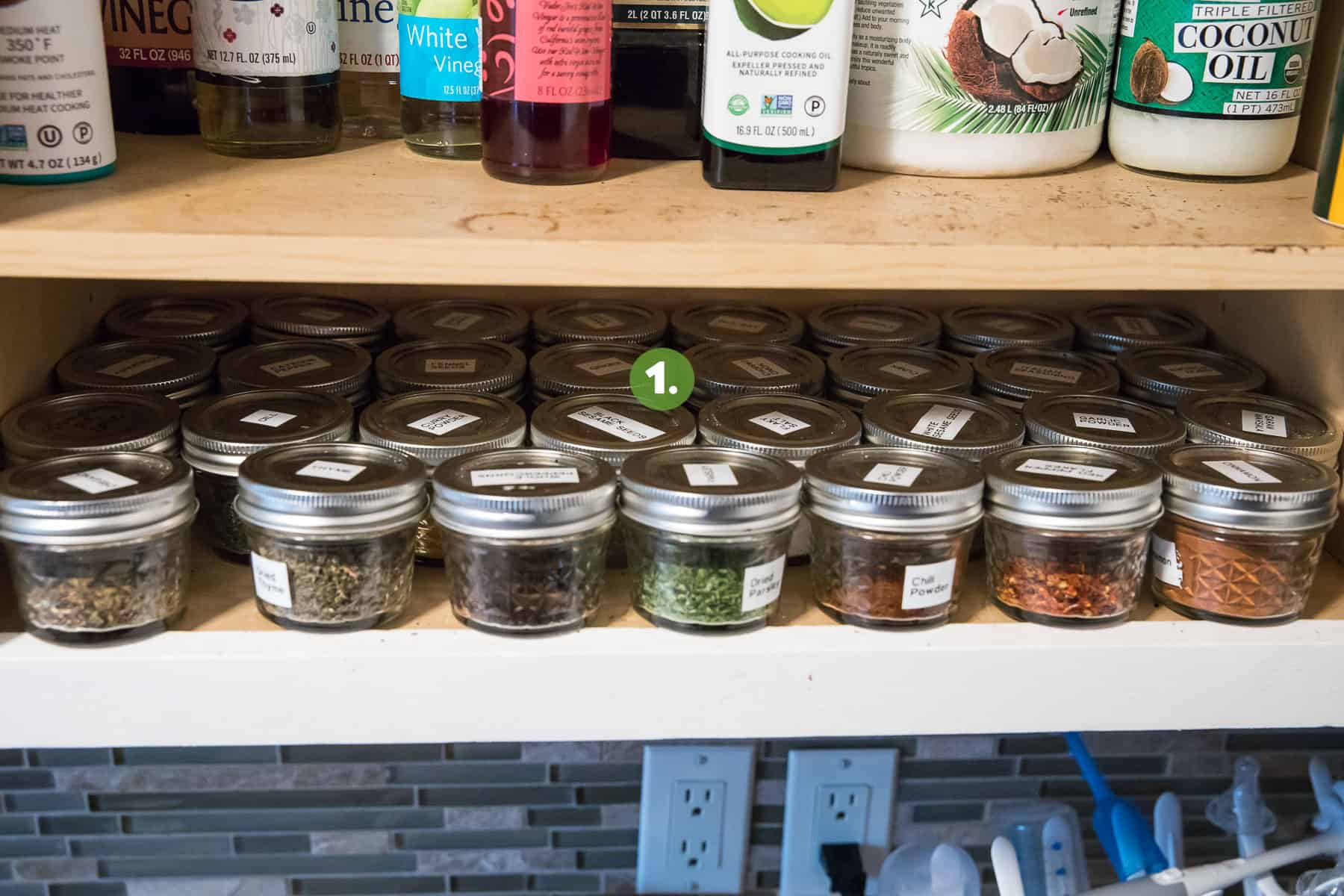 Whole30 stocked spices