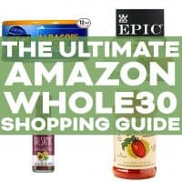 The Ultimate Whole30 Amazon Shopping Guide