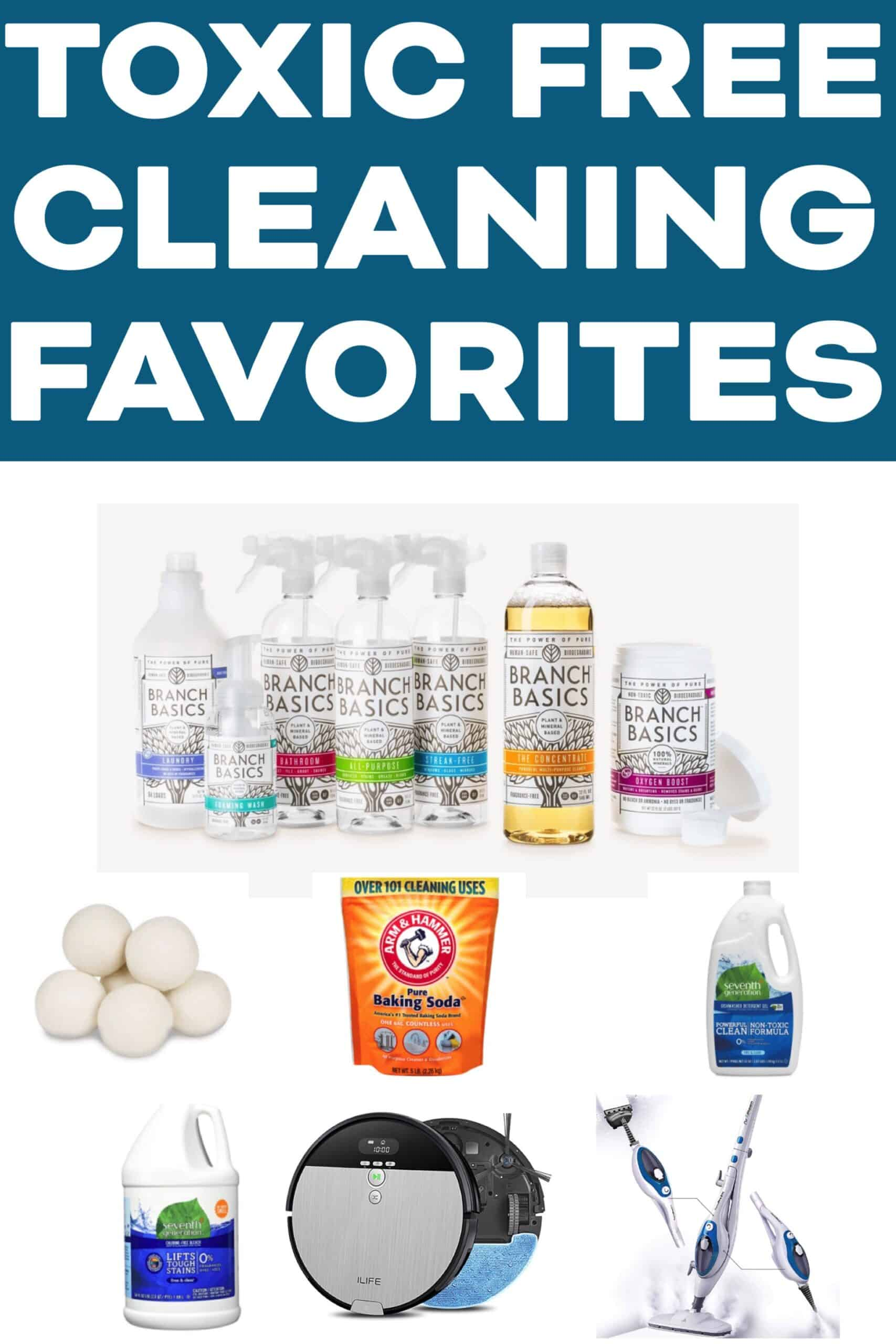 Favorite Non Toxic Household Cleaning Products Tastes Lovely