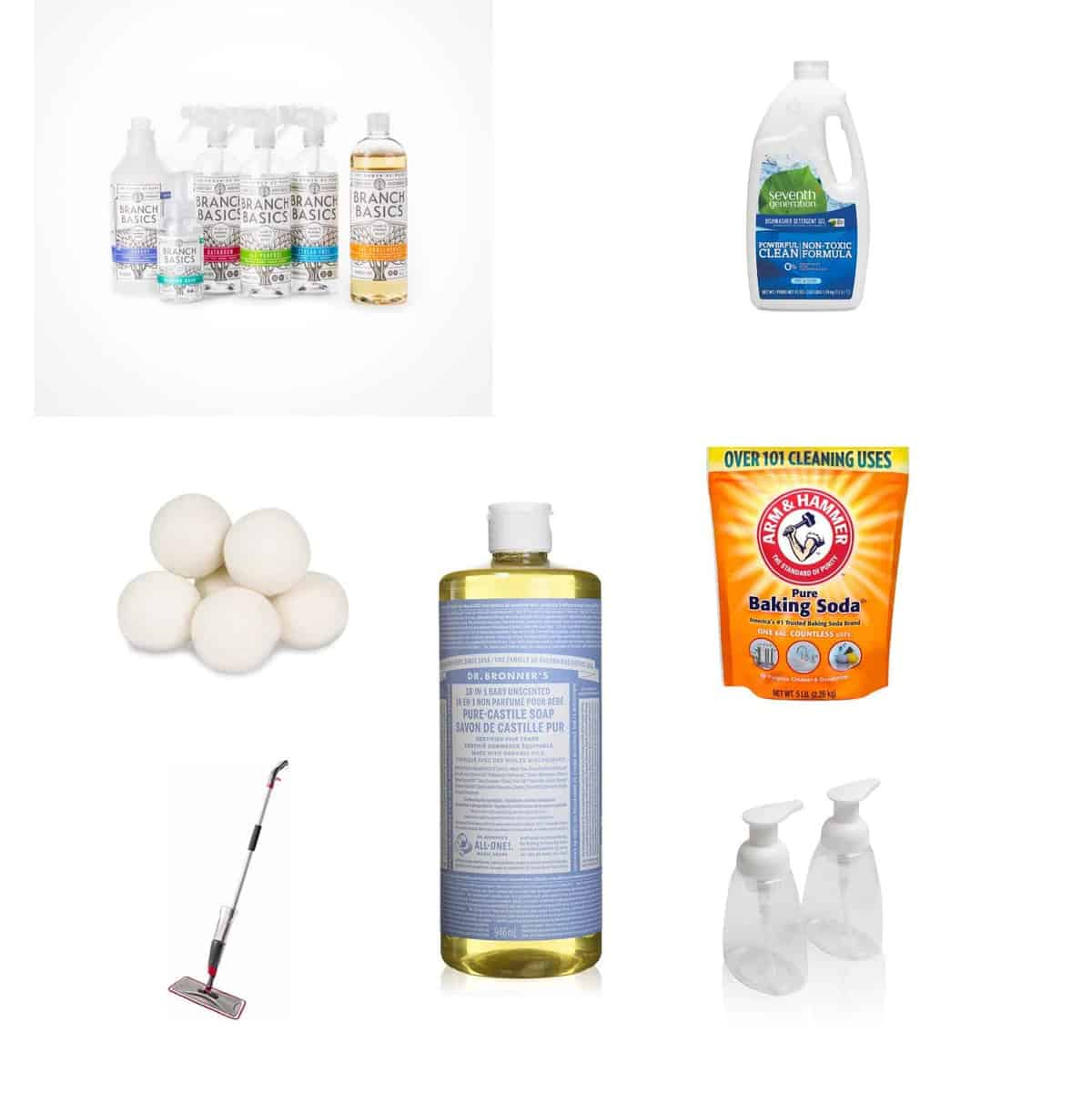 Deadly Household Items: Favorite Non-Toxic Household Cleaning Products
