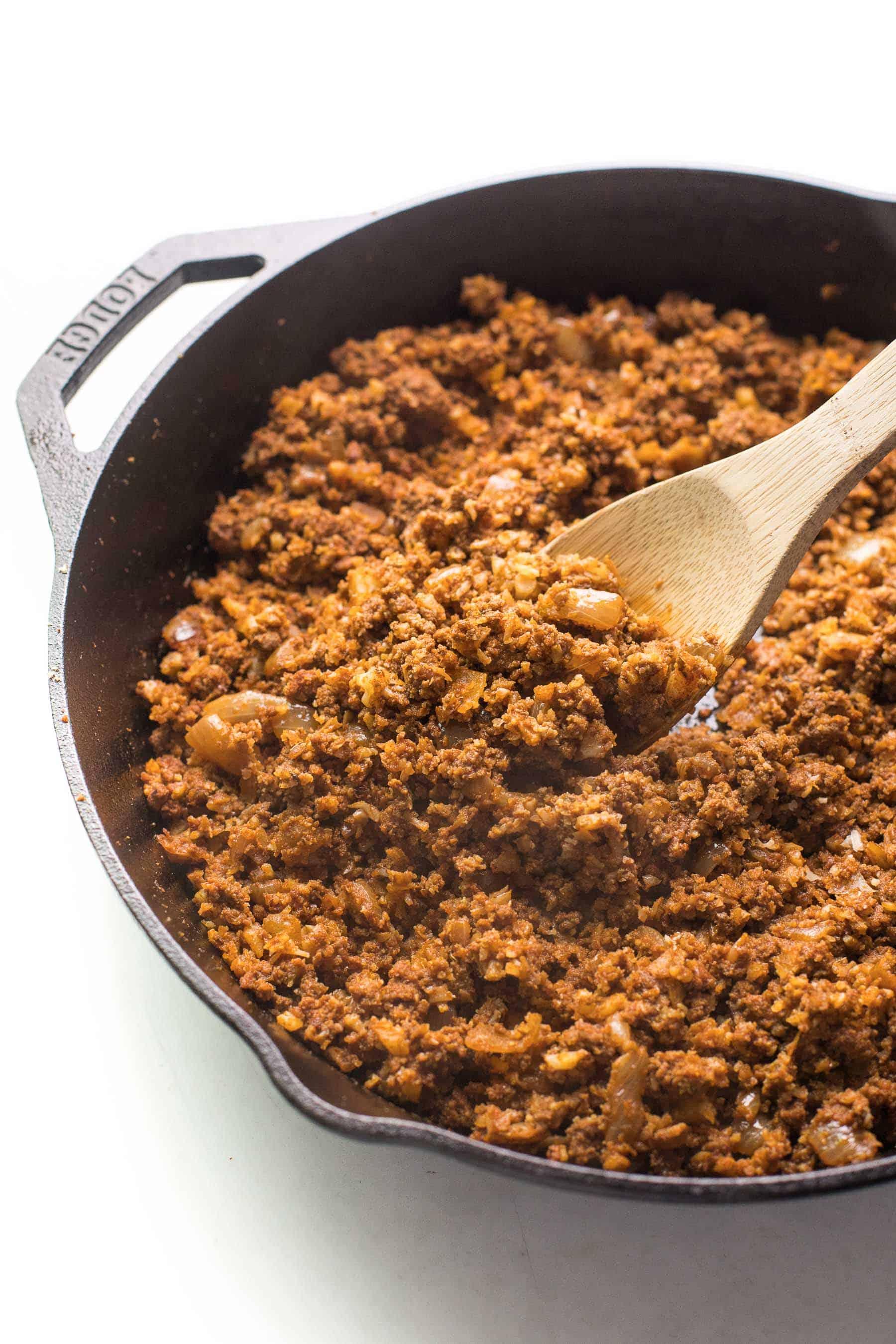 Whole30 Ground Beef Taco Meat (Keto, Paleo) - Tastes Lovely