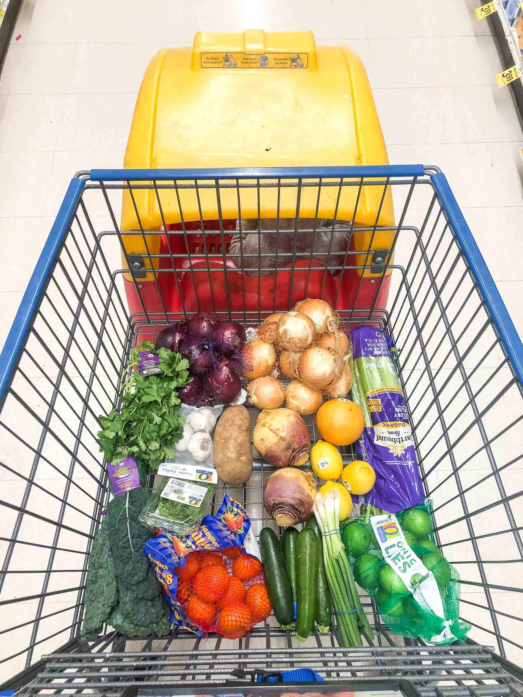 whole30 keto grocery haul safeway