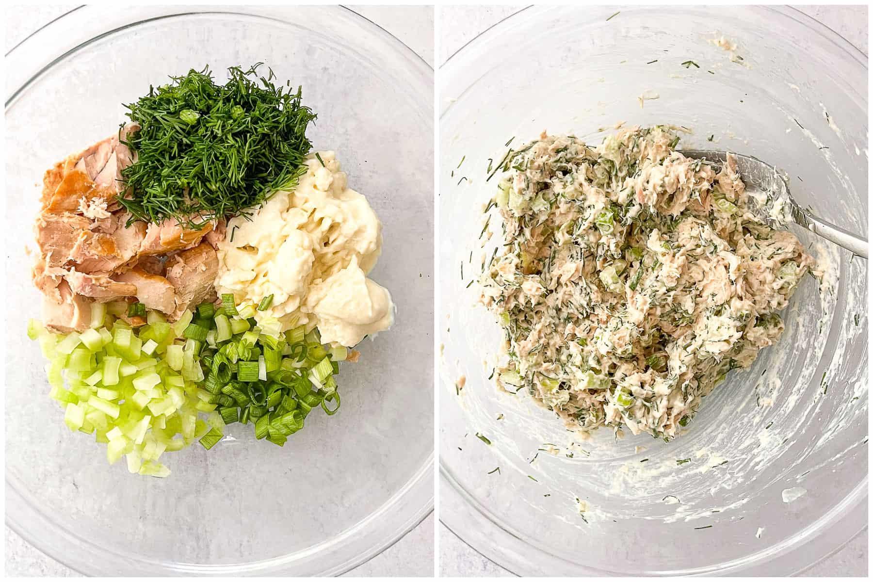 ingredients in tuna salad