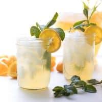 Healthier Paleo Lemonade