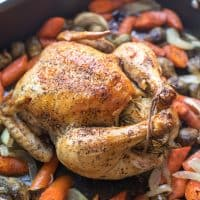 Perfect Roast Chicken (Paleo, Whole30, Keto)